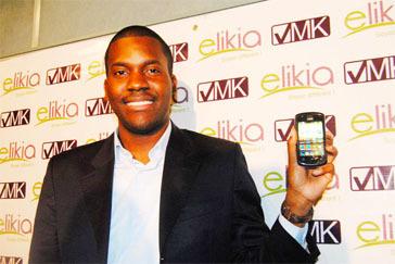 SYMBOLE D'UN CONTINENT EN MARCHE : Vérone Mankou, le père des premiers smartphone et tablette « made in Africa »