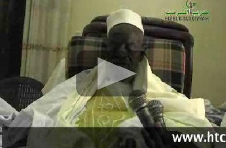 [VIDEO] DERNIER MESSAGE DE SERIGNE SALIOU MBACKE