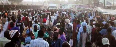 CENT BUS mis à la disposition des fidèles en partance pour Touba