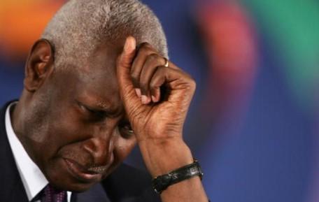 Les Condoléances du président Diouf