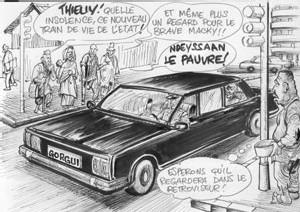 MACKY SALL SE CONFIE À LA SOCIÉTÉ CIVILE: «Je suis victime d'un coup de force»