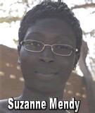 FLASH sur Suzanne Mendy