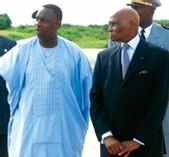 GRACE A SERIGNE BARA MBACKE: Wade et Macky Sall se réconcilient
