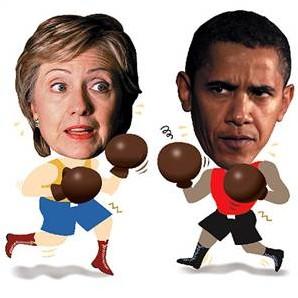 ETATS-UNIS - Primaires : Obama dame le pion à Hillary dans l'Iowa