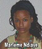 FLASH SUR... Marième Ndiaye