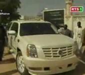 [VIDEO] Elhadji Diouf en visite a Touba