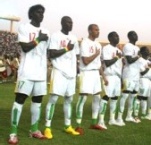 MATCH SENEGAL - BENIN à 17 heures