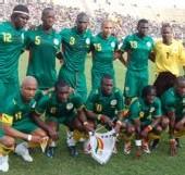 GHANA: Les Lions sont arrivés à 19h