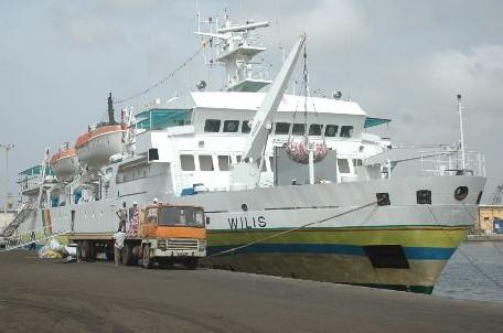 Le Wilis va probablement reprendre la mer demain : L'Etat s'engage à payer la Somat avant la fin de la semaine