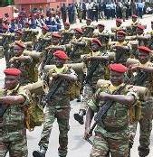 GREVE GENERALE DU SECTEUR DE LA SANTE: L'armée réquisitionnée