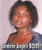 Sandrine Angéla BOISSY