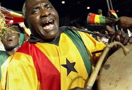 [VIDEO] INTEGRALITE GHANA - GUINEE (2-1) + Buts et temps fort du match