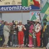 L'arrivée du Dakar fêtée au Lac Rose malgré son annulation
