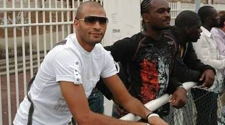 Diomansy Kamara élu homme du match