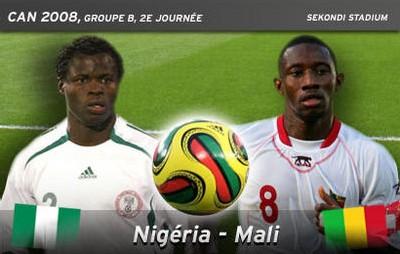 Le Mali et le Nigeria se neutralisent (0-0) et qualifient la Côte d'Ivoire