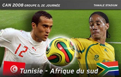 [VIDEO] MATCH TUNISIE - AFRIQUE DU SUD 3-1: Buts et temps forts du match