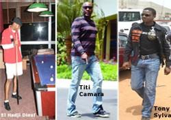 SCANDALE A 48H D'UN MATCH DECISIF: Diouf et Tony se saoulent en boite