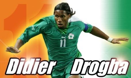 SUR LA SELLETTE: Didier Drogba « Restez humble et concentré »