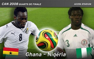 [VIDEO] GHANA - NIGERIA 2-1: Revivez les meilleurs moments du match