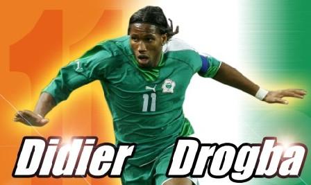 MEILLEUR JOUEUR AFRICAIN DE L'ANNÉE: Didier Drogba a perdu son Ballon d'Or