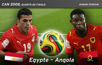[ VIDEO ]  EGYPTE - ANGOLA 2-1: Revivez les meilleurs moments du match