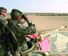 13 Sénégalais évacués du Tchad par l'armée française