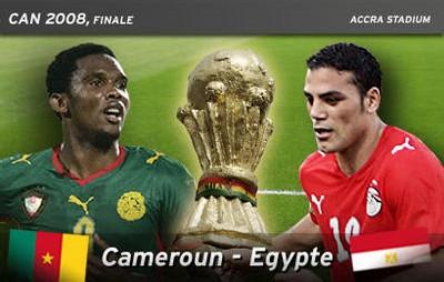 [ VIDEO ] FINALE EGYPTE - CAMEROUN Revivez les meilleurs moments du match