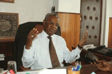 DJIBO KA A DAHRA : « On va gagner les 17 collectivités locales du Djolof au soir du 18 mai »