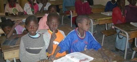 DEMANDE D'AIDE AU GOUVERNEMENT: Une école tenue par un seul enseignant