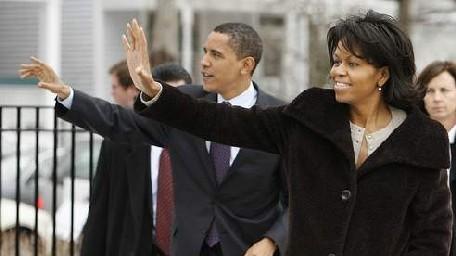 ENTRETIEN AVEC MICHELLE OBAMA: «Je suis prête à être la première First Lady noire»