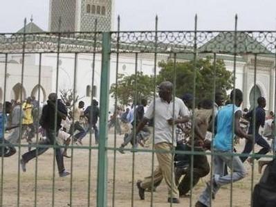 LA POLICE dément faire irruption au niveau de la Grande mosquée