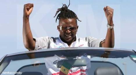 ENTRETIEN AVEC  DEMBA DIA «ROCK MBALAKH» candidat a la mairie des parcelles Assainies