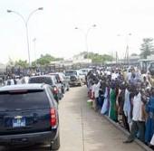 MAGAL DE TOUBA 2008: Le chef de l'Etat se rend a Touba par hélicoptère pour la prière du vendredi