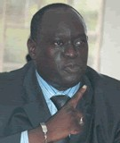 EL HADJI DIOUF veut succéder à Wade au palais en 2012 ''J'ai fait gagner Me Wade à la présidentielle de février 2007''