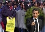 Nicolas SARKOZY : '65 % des 200 000 étrangers qui s'installent en France sont des Africains'