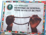 PANNEAUX PUBLICITAIRES DE L'ANOCI: Ces signes qui pourraient heurter les rois et princes arabes