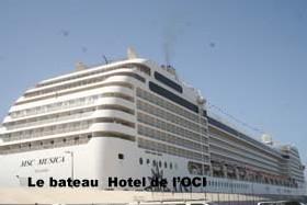 Musica : luxe et commodités d'un bateau-hôtel pour la bonne tenue du Somme