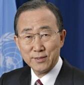 Ban Ki-moon attendu à Dakar mercredi