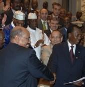 SUCCES DU PRESIDENT WADE: Déby et El-Béchir signent un accord de paix