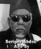 FLASH SUR... Serigne Abdoul Aziz SY «Dabakh»