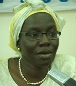 PLAINTE CONTRE JUNIOR: Diatou Cissé Badiane révéle avoir été contactée par des personnalités dans le sens d'un apaisement