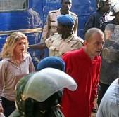 Graciés par le président deby : Les six membres de l'Arche de Zoé libérés