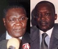 SAINT - LOUIS  : CONSEQUENCE DU REMANIEMENT MINISTERIEL: Ousmane Ngom et Masseck Ndiaye risquent de se frotter pour la conquête de la mairie