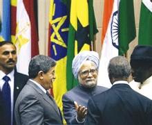 DECLARATION ET CADRE DE COOPERATION DU SOMMET INDE-AFRIQUE : Les termes d'un partenariat bénéfique aux deux parties