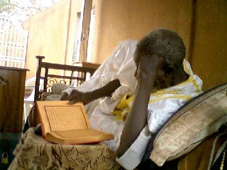Serigne Saliou Mbacké décoré à titre posthume par l'Asnu