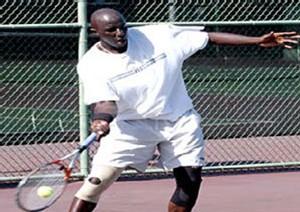 TENNIS-DAOUDA NDIAYE N°1 SENEGALAIS « Je suis au point mort à cause d'une bourse coupée »