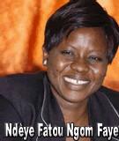 FLASH SUR... Ndèye Fatou Ngom Faye