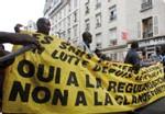 Grève massive de sans-papiers en France : Ces travailleurs de l'ombre exigent d'être reconnus et régularisés