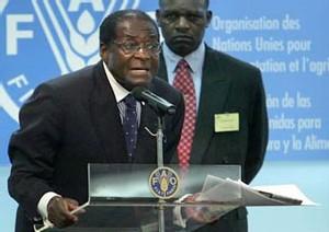 ZIMBABWE: Mugabe fustige la Grande-Bretagne et l'opposition