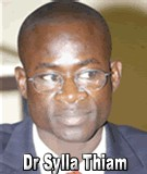 FLASH SUR... Dr Sylla Thiam